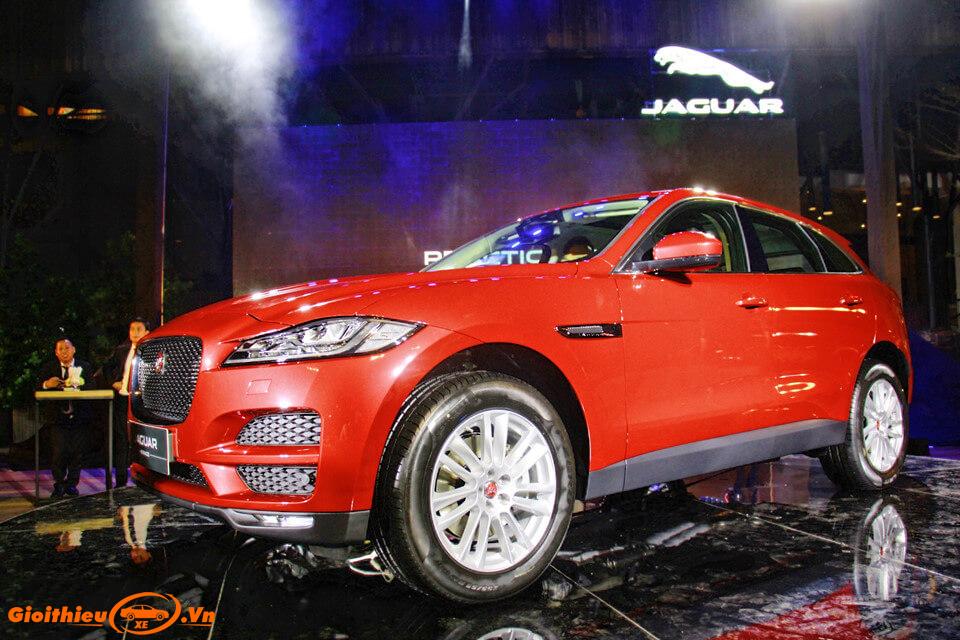 Đánh giá xe Jaguar F-Pace 2020, kèm giá bán mới nhất tháng 06/2020