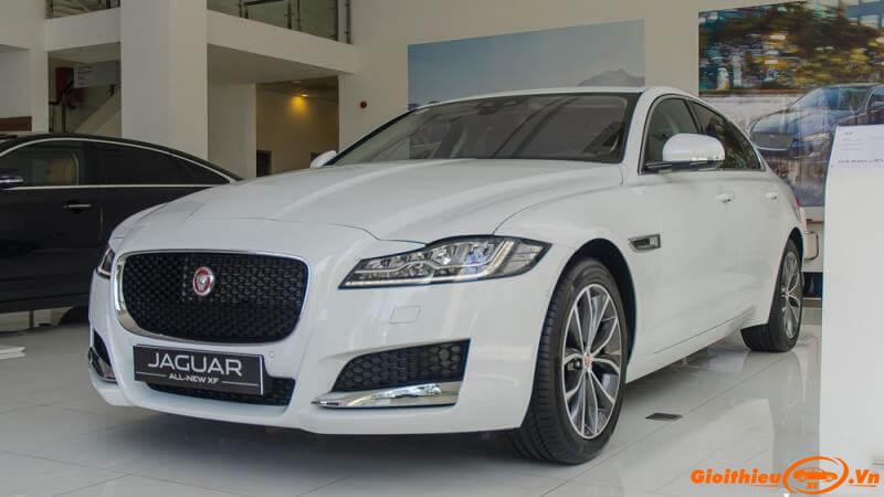 Chi tiết xe Jaguar XF 2020, kèm giá bán mới nhất tháng 06/2020