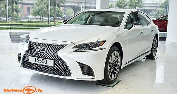 Đánh giá xe Lexus LS 500 2019, kèm giá bán mới nhất ( 05/2019)