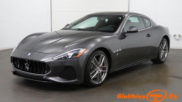 Bảng giá xe Maserati mới nhất 08/2019