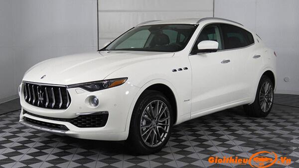 Đánh giá xe Maserati Levante 2019, kèm giá bán 08/2019