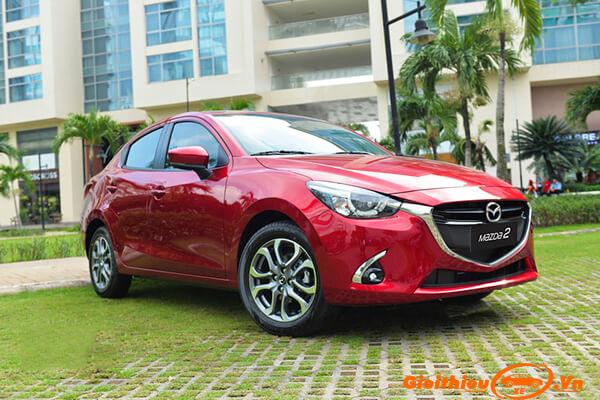 Chi tiết xe Mazda 2 Sedan 2019, kèm giá bán mới nhất 08/2019