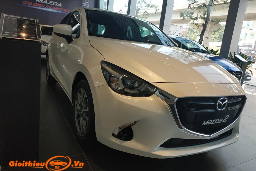 Chi tiết xe Mazda 2 Sport Luxury (W) 2019, kèm giá bán 08/2019