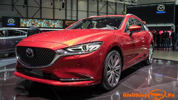 Chi tiết xe Mazda 6 2.5 Premium 2019, giá bán kèm giá lăn bánh 08/2019