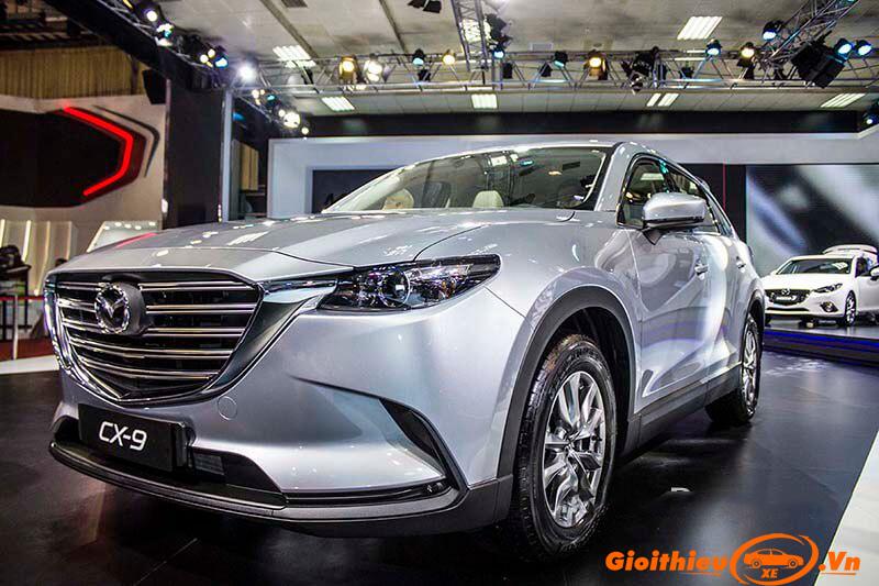 Chi tiết xe Mazda CX-9 2019, kèm giá bán 8/2019