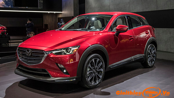Chi tiết xe Mazda CX-3 2019, kèm hình ảnh và giá bán