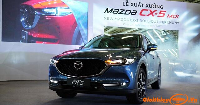 Bảng giá xe Mazda 2019 mới nhất 08/2019