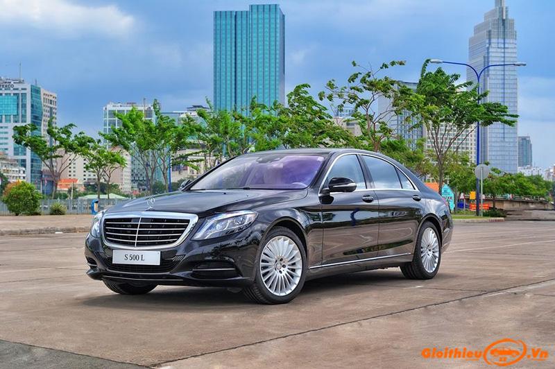 Xe Mercedes-Benz S500 - Giá bán kèm khuyến mại tháng 10/2020