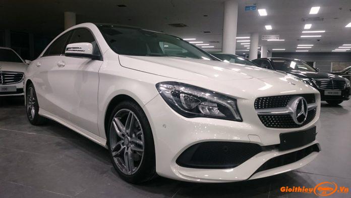 Đánh giá xe Mercedes CLA 250 AMG 2020, kèm giá bán mới nhất tháng 07/2020