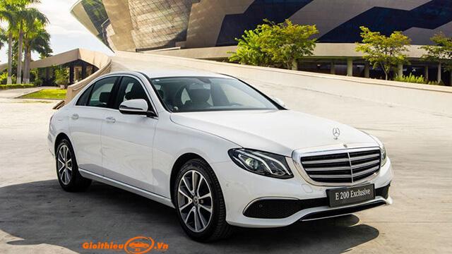 Chi tiết xe Mercedes E200 Exclusive 2020, kèm giá bán mới nhất tháng 05/2020