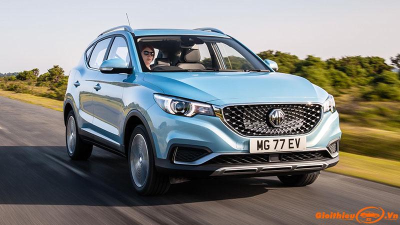 Đánh giá xe MG ZS EV 2020, kèm giá bán mới nhất tháng 07/2020