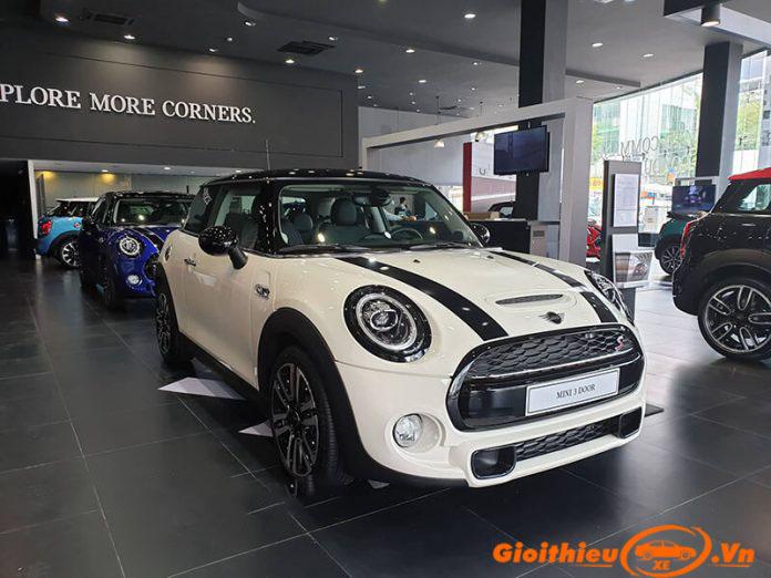 Chi tiết xe Mini Cooper 3 cửa 2019, kèm giá bán 07/2019