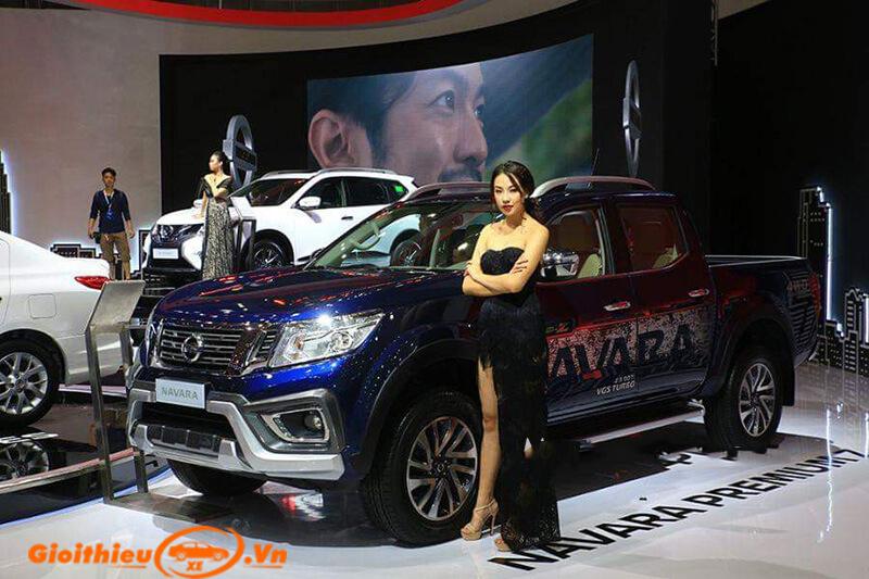 Chi tiết xe bán tải Nissan Navara Premium Z (VL) 2019, kèm giá bán 09/2019