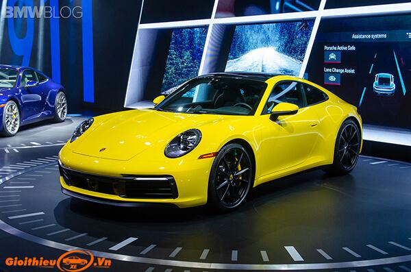 Đánh giá xe Porsche 911 Carrera 2019, kèm giá bán 10/2019
