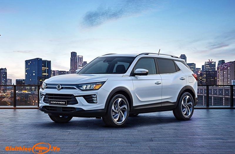 Đánh giá xe SsangYong Korando 2019, kèm giá bán 08/2019