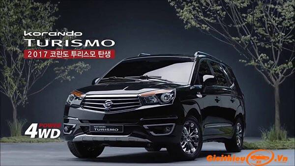 Bảng giá xe SsangYong 2019 mới nhất 08/2019