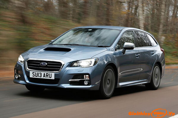Chi tiết xe Subaru Levorg 2019, thông số kĩ thuật kèm giá bán 09/2019