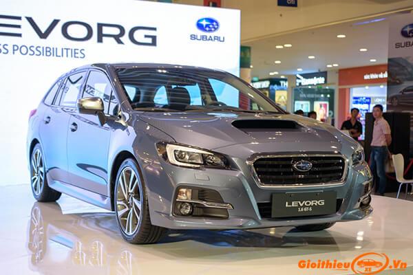 Bảng giá xe Subaru 2019 mới nhất tháng 10/2019