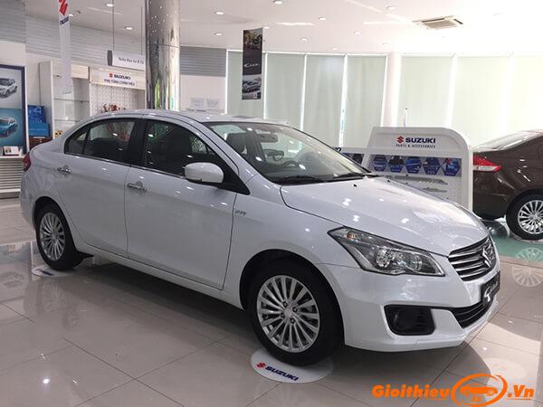 Giá xe Suzuki Ciaz 2019 1.4 AT 2019, kèm giá bán tháng 10/2019