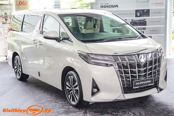 Chi tiết xe Toyota Alphard 2020 Luxury, thông số kĩ thuật kèm giá bán tháng 04/2020