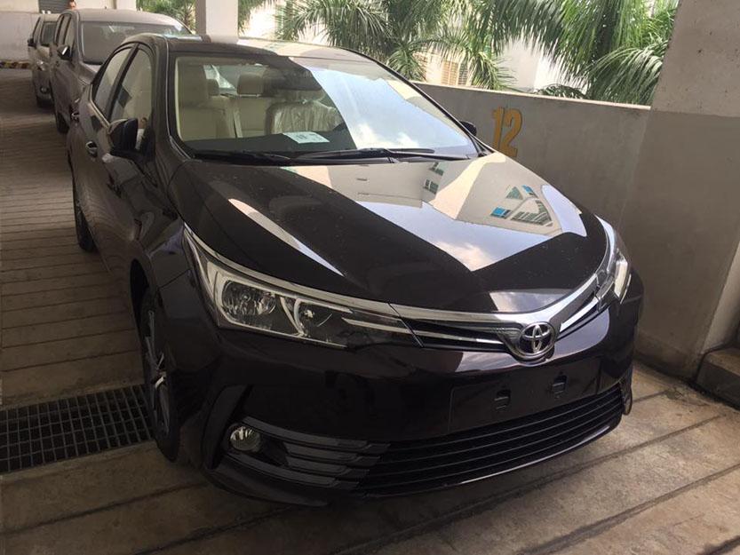 Giá xe Toyota Corolla Altis 2019 bao nhiêu ? Có gì khác với thế hệ trước?