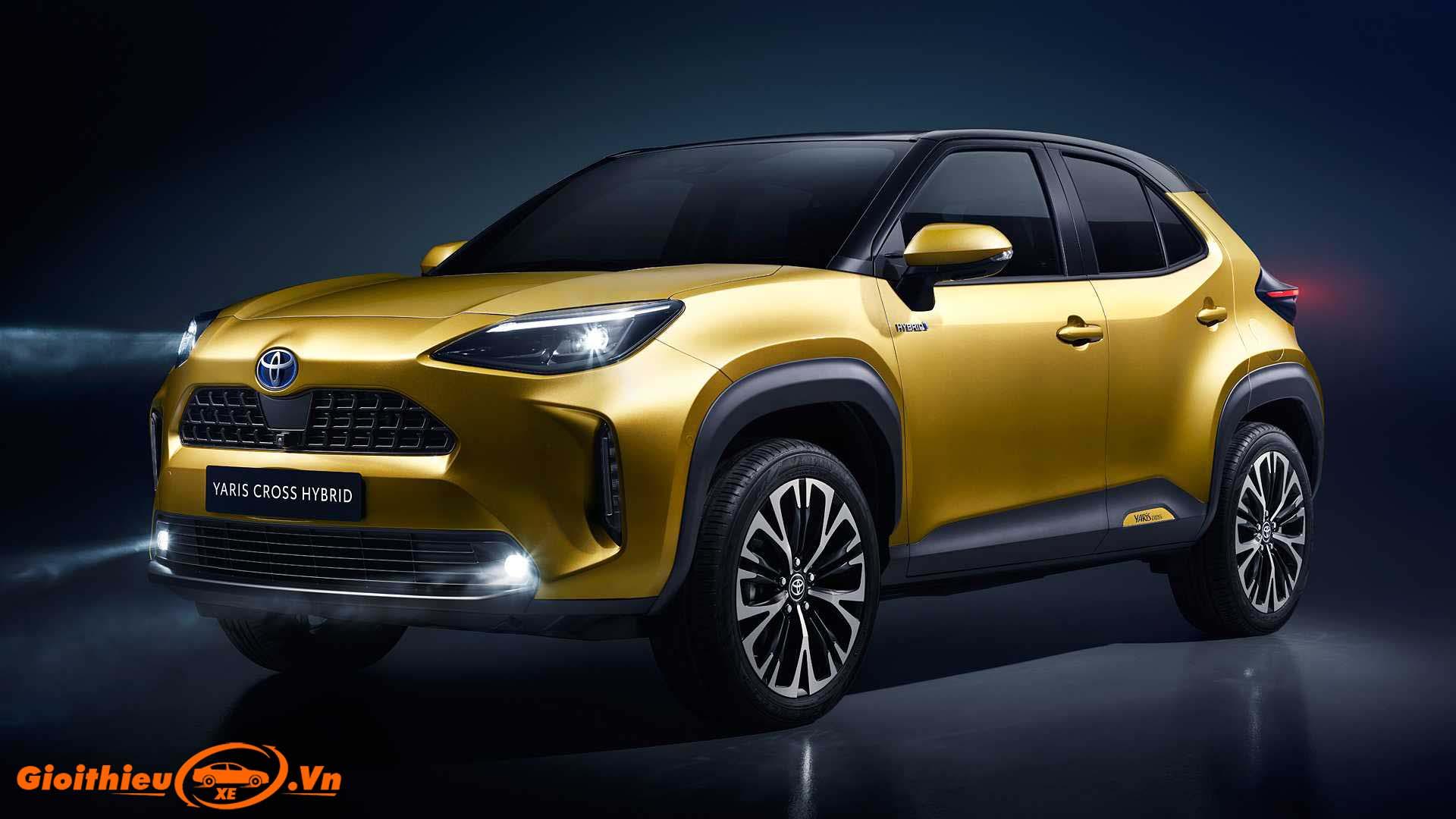 Chi tiết xe Toyota Yaris Crossover 2020, thông số kĩ thuật kèm giá bán