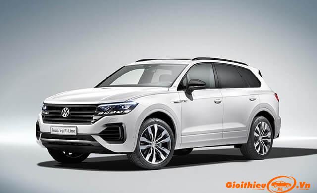 Chi tiết xe  Volkswagen Touareg 2019, kèm giá bán 07/2019