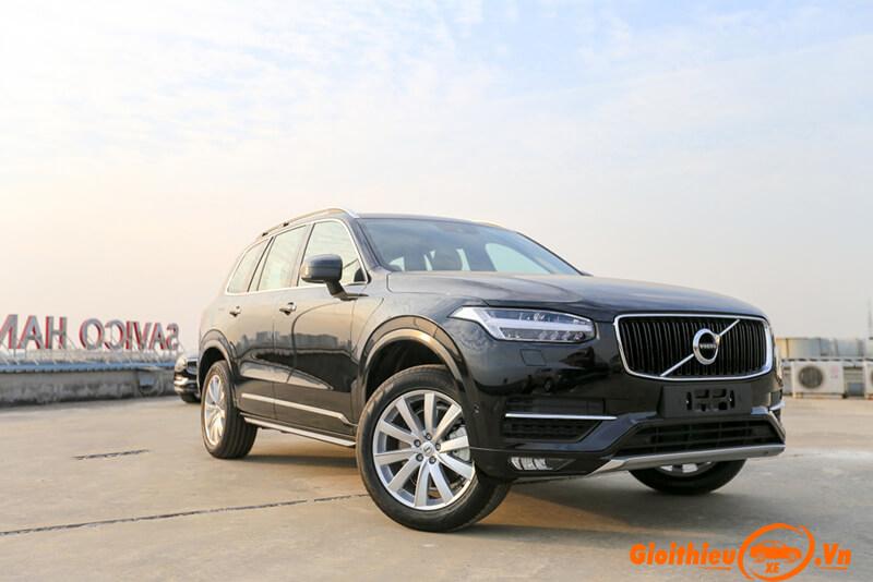 Chi tiết xe Volvo XC90 2020, kèm giá bán 10/2020