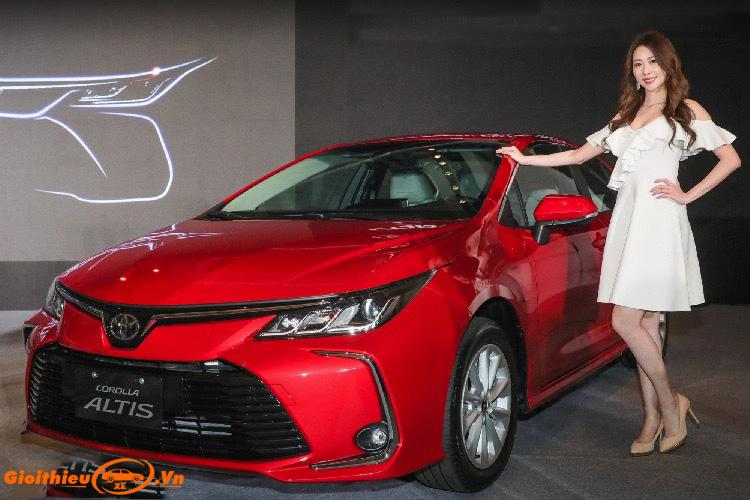 Chi tiết xe Toyota Corolla ALtis 2020: Thông số kĩ thuật kèm giá bán tháng 09/2020