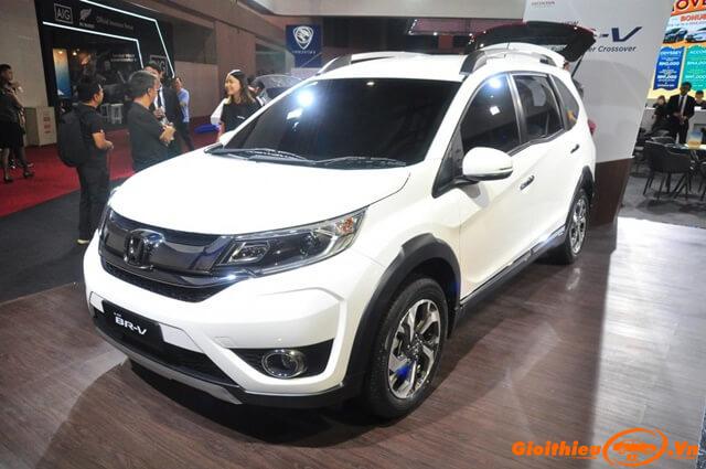 Chi tiết xe Honda BR-V 7 chỗ 2020, kèm giá bán mới nhất tháng 05/2020