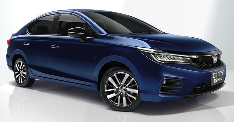 Ra mắt Honda City e: HEV chỉ ăn xăng 3,66L/100k cao cấp nhất trừ trước tới nay nhưng giá đắt hơn gần trăm triệu