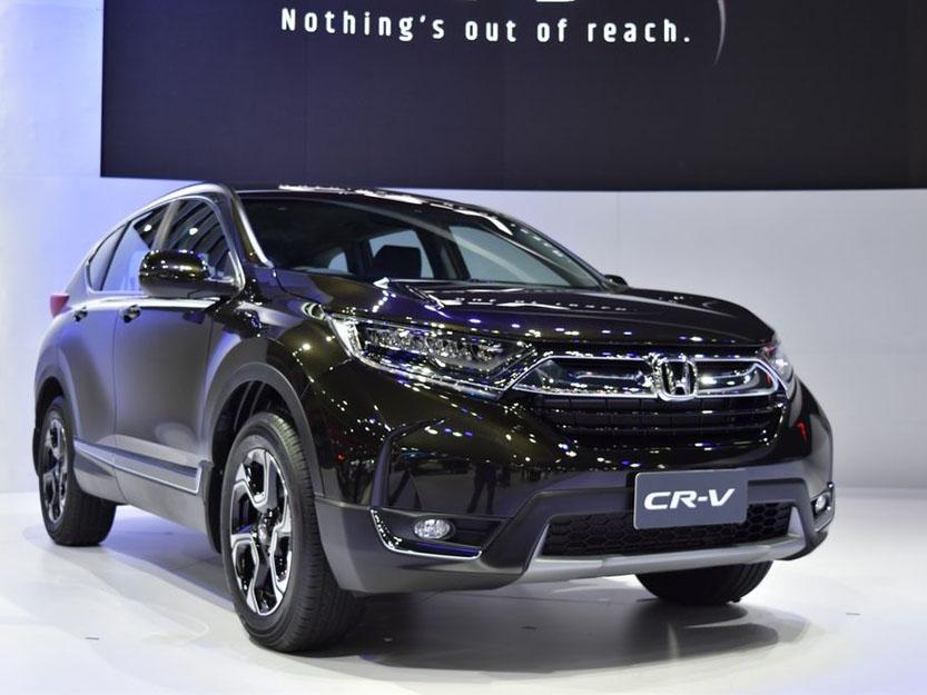 Honda CR-V 7 chỗ sẽ ra mắt người tiều dùng Việt tháng 11 tới đây giá bao nhiêu