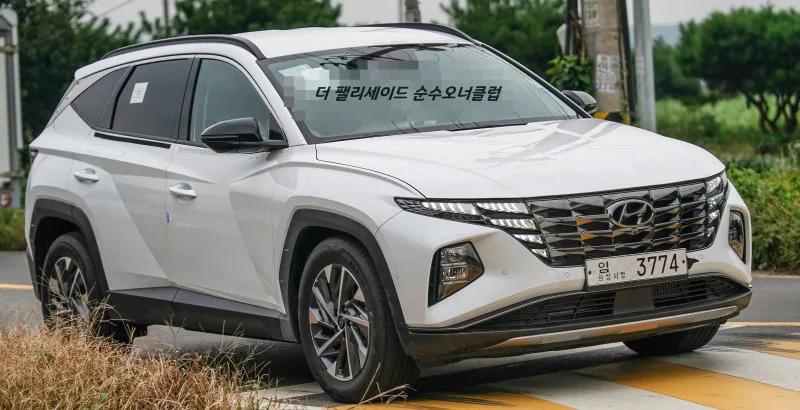Hyundai Tucson 2021 lăn bánh trên đường Hàn Quốc, thiết kế siêu đẹp, chờ ngày về Việt Nam
