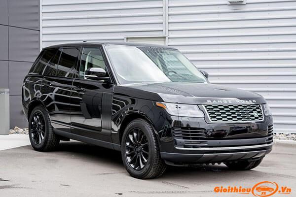 Đánh giá xe Range Rover HSE 2019, kèm giá bán 10/2019