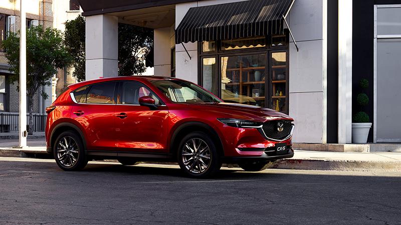 Mazda CX5 2020 dẫn đầu phân khúc Suv cỡ trung