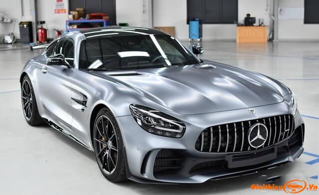 Đánh giá xe Mercedes AMG GTR Coupe 2020, kèm giá bán tháng 10/2020