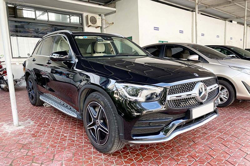 Mercedes -Benz bán thanh lý xe đã qua sử dụng siêu mới, rẻ hơn cả trăm triệu đồng so vói xe mới