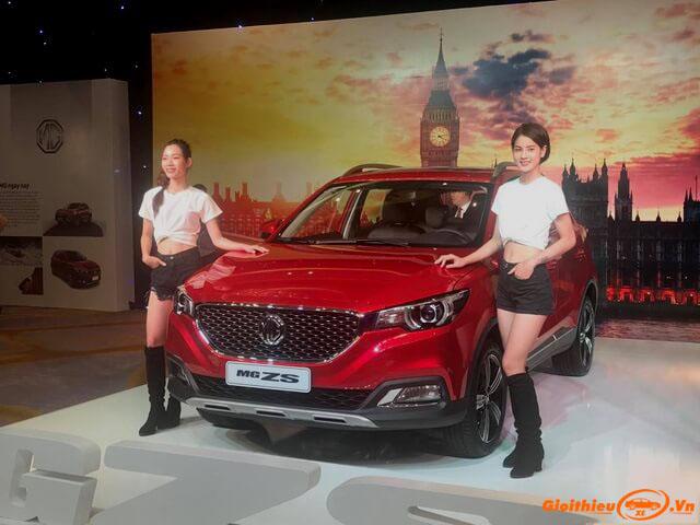 Đánh giá xe MG ZS 2020, kèm giá bán mới nhất tháng 07/2020