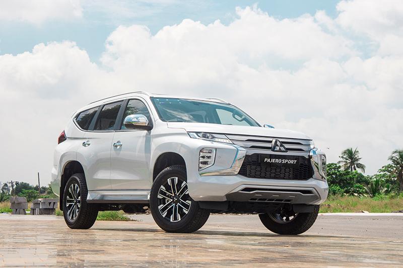 Mitsubishi chiển khi trương trình khuyến mại dịp đầu năm 2021