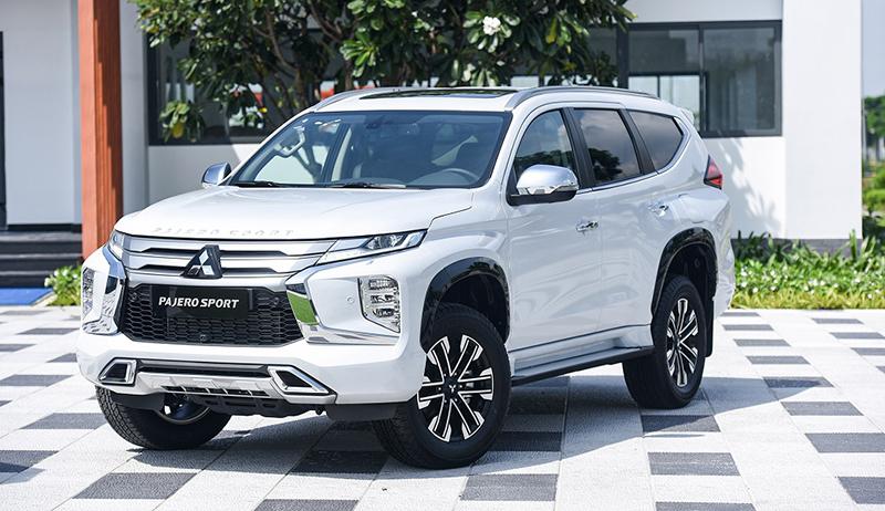Mitsubishi Pajero Sport 2020 tung nhiều ưu đãi, cao nhất lên đến 55tr đồng trong tháng 12