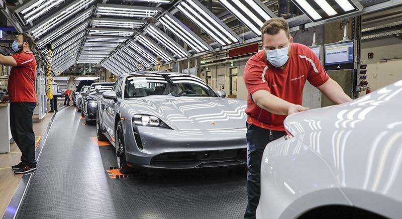 Porsche không có kế hoạch mở nhà máy tại Trung Quốc