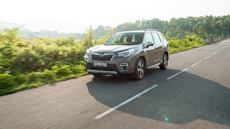 Subaru khuyến mãi dịp cuối năm, khách hàng có thêm lựa chọn
