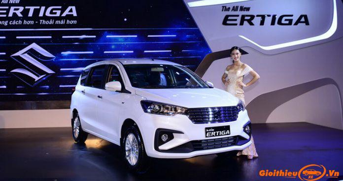 Đánh giá xe Suzuki Ertiga 2019, kèm giá bán 10/2019