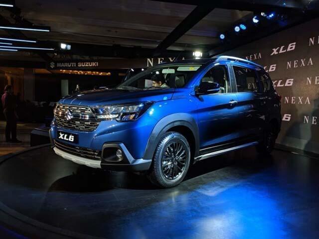 Chi tiết xe Suzuki XL7 2020, sắp về Việt Nam là đối thủ trực tiếp với Xpander