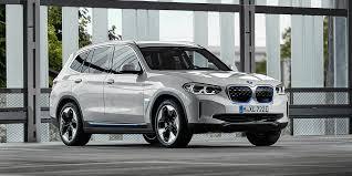 Bên trong dây chuyền sản xuất BMW IX3 2021