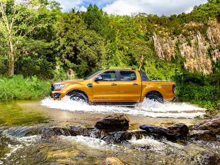 Ford Ranger 2019 ra mắt tại các đại lý từ ngày 21-9-2018 với nhiều công nghệ thông minh và an toàn vượt trội