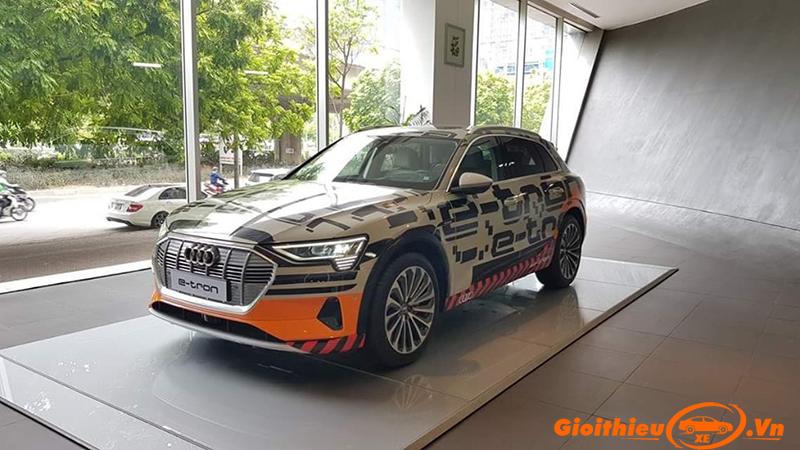 Chi tiết xe điện Audi E-Tron 2019 chính thức có mặt tại Audi  Việt Nam, kèm giá bán 08/2019