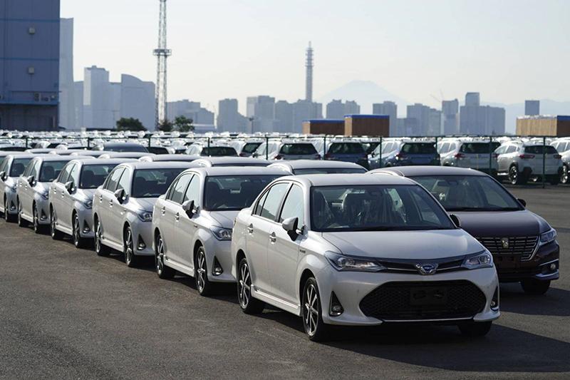 Chính thức Toyota vượt qua Volkswagen để chở thành hãng xe bán chạy nhất thế giới năm 2020