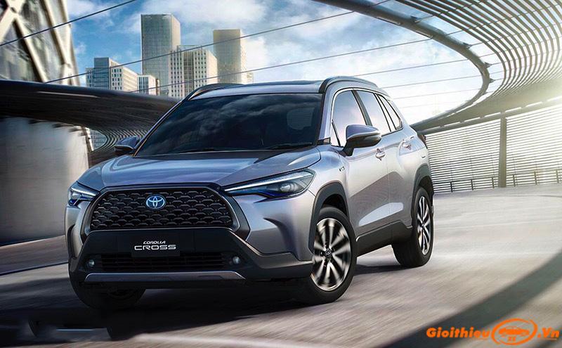 Đánh giá xe Toyota Corolla Cross 2020, kèm giá bán tháng 7/2020