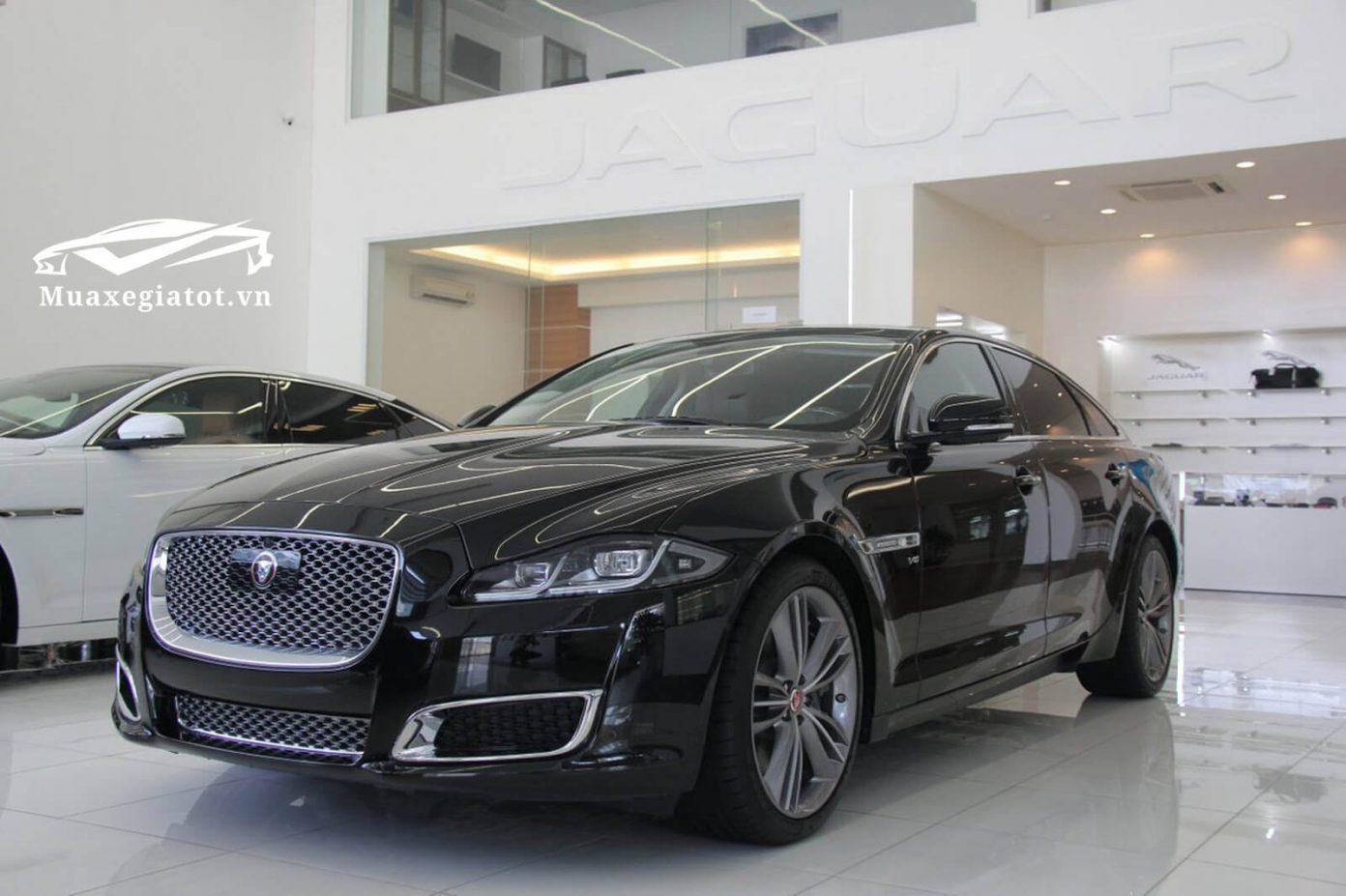 Chi tiết xe Jaguar XJL 2020, kèm giá bán mới nhất tháng 06/2020